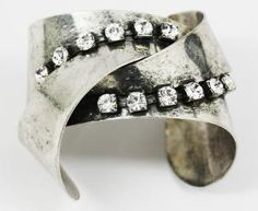 "30% off use promo code ""wanelo\"" at checkout. Twisted Sister Bracelet"