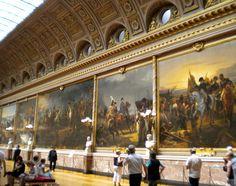 Galería de las Batallas, Palacio de Versalles