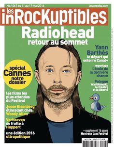 Les InRockuptibles, France