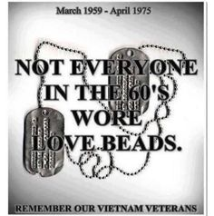 Remember our Vietnam veterans. #Vietnam #thankyou #soldiers #army #navy #marines #airforce #coastguard
