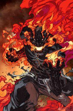 Inhumans #2 - Cover Art  by Joe Madureira