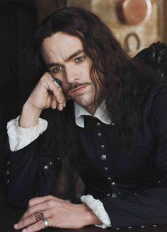 Romain Duris as Jean-Baptiste Poquelin in Molière - 2007