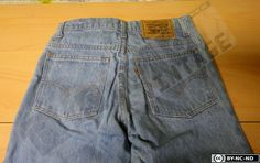 Original Vintage LEVI STRAUSS & CO. 1980s Light Blue high waist Jeans for women di RCClo su Etsy