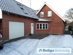 Vores hus på Skovvej 24, 4682 Tureby sælges, grundet for meget plads Skovvej 24, Alkestrup, 4682 Tureby - Villa #villa #tureby #selvsalg #boligsalg #boligdk