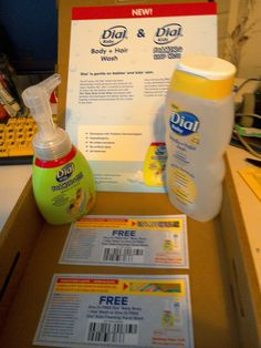 Mamawjs Moment Away: #NEW @Dial® Baby Body & Hair Wash & Kids Foaming Hand Wash #review & coupon #giveaway 2 winners #usa