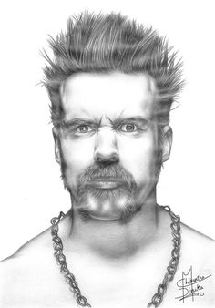 wwe fan art drawn with pencil | WWE Sheamus Pencil Drawing by ~Chirantha on deviantART