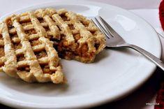 OMG Apple Pie (raw, vegan).