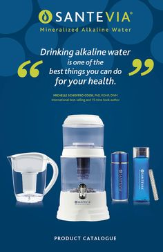 """Drinking #alkalinewater is one of the best things you can do for your #health."""