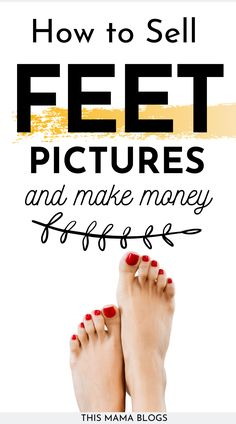 Did you know you can make money from home selling feet pictures? Yes, there is a demand for feet pictures, and you can get paid thousands per year for simply selling pictures of your feet! Learn more about how to sell feet pictures at This Mama Blogs! #extraincomeideas #makemoneyonline #sellfeetpics #sellfeetpicturesonline Home Based Work, Legit Work From Home, Work From Home Jobs, Earn Money From Home, Way To Make Money, Make Money Online, Foot Pics, Foot Pictures, Jobs For Teens