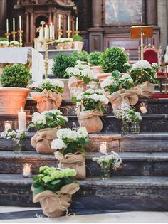 A few on the stage. Ceremony Decorations, Flower Decorations, Royal Wedding Guests Outfits, Church Wedding Ceremony, Corporate Flowers, Bouquet, Perfect Wedding Dress, Wedding Locations, Floral Arrangements