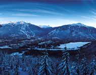 one of my new favorite places on earth...you MUST visit the Whistler Blackcomb resort in British Columbia