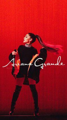 Not mine but cute Ariana Grande Dangerous, Ariana Grande Sweetener, Dangerous Woman Tour, Ariana Grande Wallpaper, Ariana Grande Pictures, Fan Edits, Famous Girls, Female Actresses, Celebs