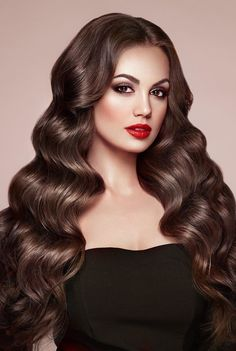 Baddie Hairstyles, Hairstyles For Round Faces, Elegant Hairstyles, Formal Hairstyles, Black Women Hairstyles, Vintage Hairstyles, Hairstyles With Bangs, Summer Hairstyles, Weave Hairstyles