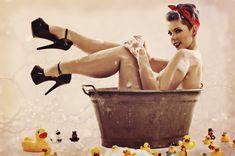 Bath Time 2 by lil-Linny - deviantart