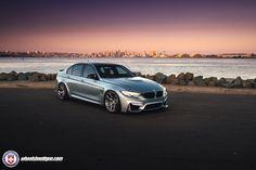 BMW F80 M3 On HRE P101 Wheels