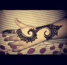More arabic henna #henna #uae