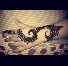 More arabic henna #henna #uae