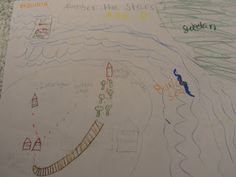 Story map for Number the Stars