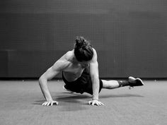 Some of the best and most efficient exercises to stay strong and lean can be done with just the use of your own body.