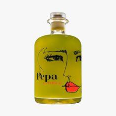 Huile d'olive extra vierge By Pepa Find this product on Bon Marché website La Grande Epicerie de Paris http://www.lagrandeepicerie.com/produit/20662_huile-d-olive-extra-vierge.html