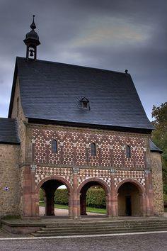 Königshalle   Lorsch Abbey, Germany 800 AD... :)  HOME!!!!!!