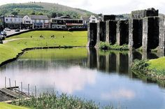 @southwalesargus PIC OF THE DAY: 30.05.13: Caerphilly looking south from the castle  Pic: MIKE LEWIS