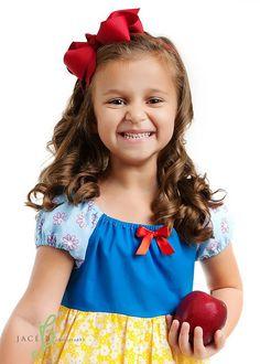 Snow White Disney Princess Inspired Dress by ChameleonGirls