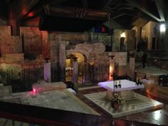 la grotta dell'Annunciazione