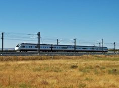 El tren serie 120 de Renfe Operadora, la alta velocidad de CAF y Alstom   Suite101