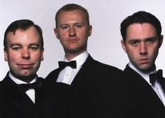 League of Gentlemen:: Steve Pemberton, Mark Gatiss & Reece Shearsmith British Comedy, British Men, British Isles, Inside No 9, Steve Pemberton, Reece Shearsmith, League Of Gentlemen, Sherlock Cast, Mycroft Holmes