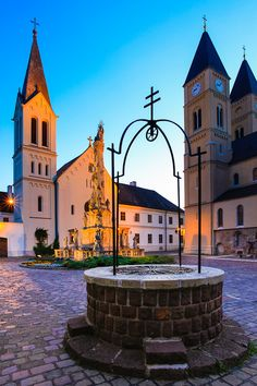 Veszprém is one of the oldest urban areas in Hungary, and a city with county rights.It is the administrative center of the county (comitatus or 'megye') of the same.