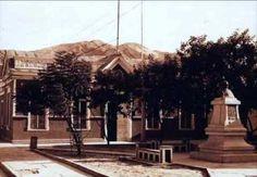 Foto del Liceo Católico Atacama, años 60.