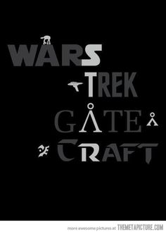 Deep space wars…