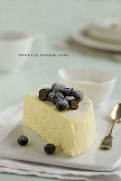 スフレチーズケーキの画像:Lovely-Jubblyな日々