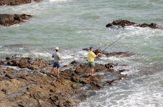 Como pescar pargos y pageles a spinning ligero - Todo para la pesca