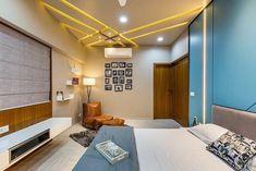 Bedroom Pop Design, Bedroom Furniture Design, Bed Design, House Design, Ceiling Design Living Room, Bedroom False Ceiling Design, Bedroom Ceiling, Home Interior Design, Bed Rooms
