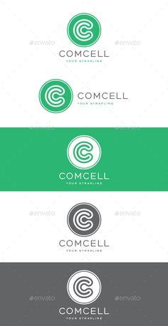 Comcell Letter C Logo
