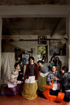 "Saatchi Online Artist: Alejandra Zapata; Digital, 2010, Photography ""The Meninas"""