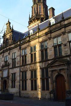 Stadhuis Leiden