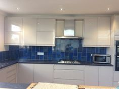 Information about Catania™ Blue Tile Topps Tiles, Kitchen Upgrades, Underfloor Heating, Blue Tiles, Wet Rooms, Catania, Mediterranean Style, Tile Design, Color Splash