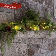 The Big Box of Greens Christmas Decorations by Harbor Farm contains eight pounds of pine, cedar, and balsam fir with a dozen pine cones. Christmas Wreaths To Make, Christmas Star, Green Christmas, Best Christmas Gifts, Christmas Balls, Holiday Wreaths, Christmas Decorations, The Fresh, Big