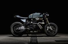 Sartorie Meccaniche – Belva Motorcycle