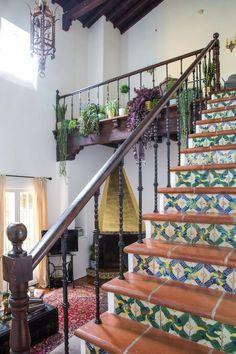 nice Jenn & Hunter's Historic Landmark Apartment — House Tour by http://www.danazhome-decor.xyz/home-interiors/jenn-hunters-historic-landmark-apartment-house-tour-2/