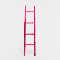 PINK BAMBOO TOWEL RACK - Occasional Furniture - Bedroom | Zara Home United States of America