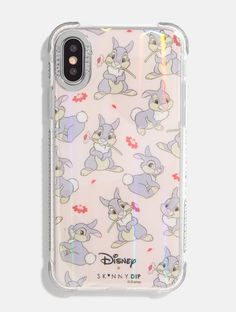 Disney x Skinnydip Thumper Shock Case - iPhone XS cases - Galaxy Note, Galaxy S7, Samsung Galaxy, S5 Samsung, Diy Iphone Case, Iphone Phone Cases, Iphone 11, Phone Covers, Girly Phone Cases