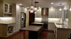 This Kitchen Was Designed By Caroline Freeda At Total Kitchen U0026 Bath, Inc.  She
