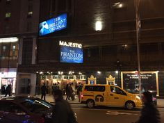 We went for Phanthom of the Opera at Broadway....nice