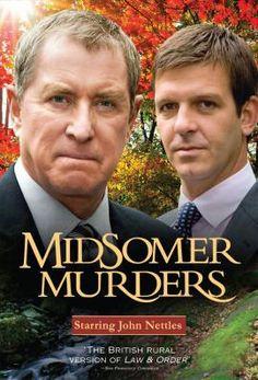 Informatie over Midsomer Murders op MijnSerie