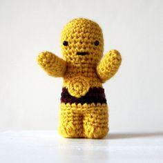 Crochet C3PO