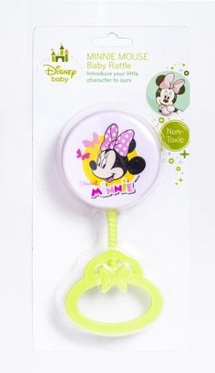 Discover Disney rattles and more for your baby at your local Dollar General.